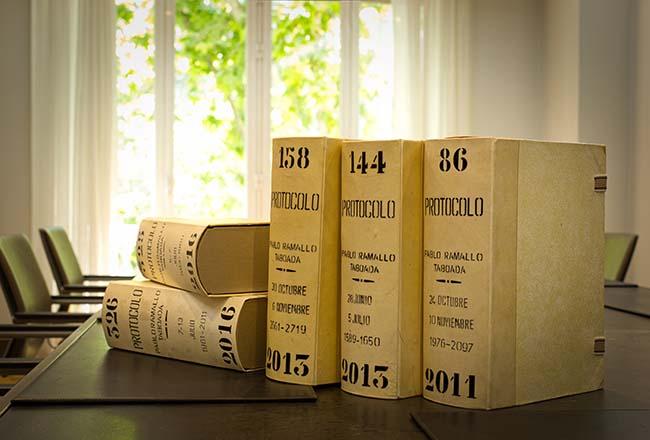 Documentos previos en préstamo hipotecario en Notaría Madrid
